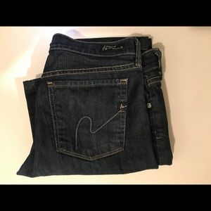 Citizens of Humanity Petite Dita Bootcut jeans
